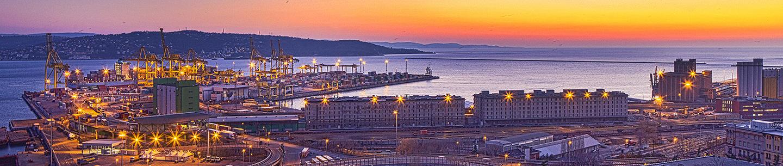 trieste marine terminal